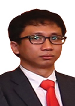 Mohammad Faeez Bin Mohamad Fadhlillah VP Research & Technology ...